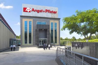 Angst Pfister Advanced Technical Solutions Office Building in Bursa, Turkey