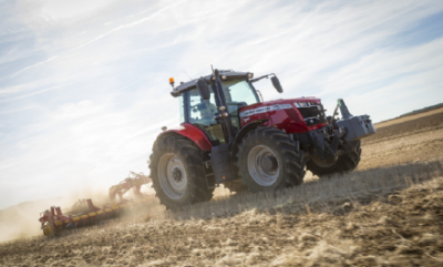 Massey Ferguson MF 7719 S – the award-winning Machine of the Year 2019 at SIMA show