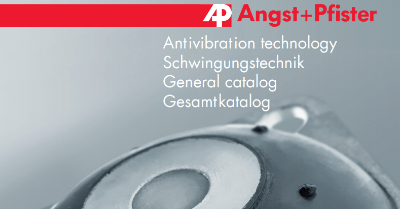 APSOvib® Antivibration Technology full product catalogue