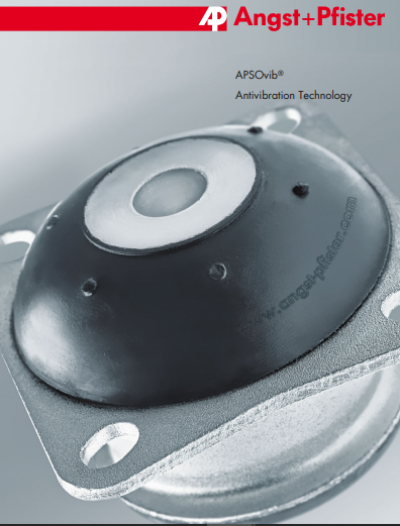 APSOvib® Antivibration Technology overview brochure