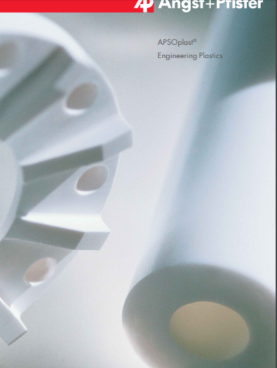 APSOplast® Engineering Plastics overview brochure
