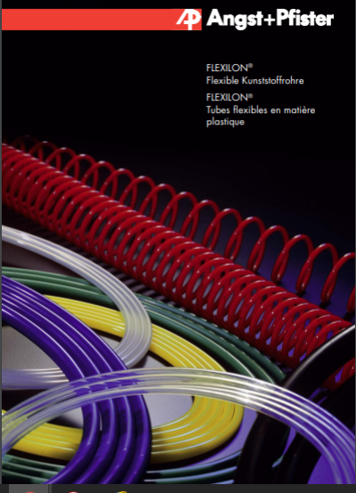 FLEXILON Flexible Plastic Pipes catalogue