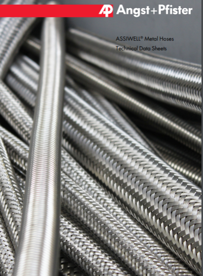 ASSIWELL® Metal Hoses technical catalogue