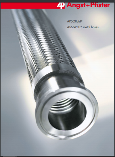ASSIWELL® Metal Hoses overview brochure