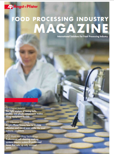 Food Processing Industry Magazine