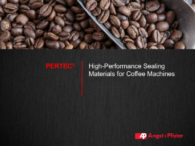 High-performance sealing materials for coffee machines thumbnail