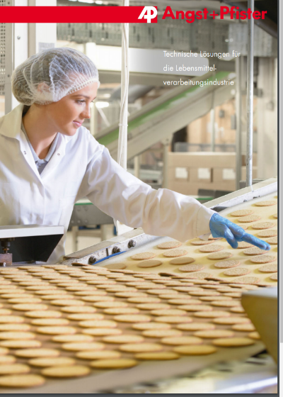 Technical Solutions for the Food Processing Industry overview brochure