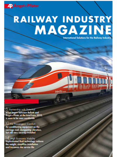 Railway Industry Magazine No. 1 (2009)