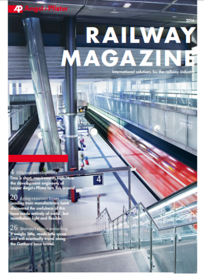 Railway Industry Magazine No. 2 (2016)