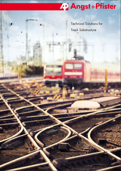 Technical Solutions for Track Substructure brochure