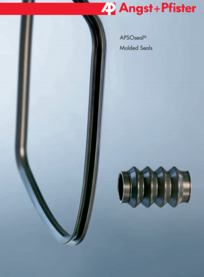 APSOseal® Molded Seals overview brochure