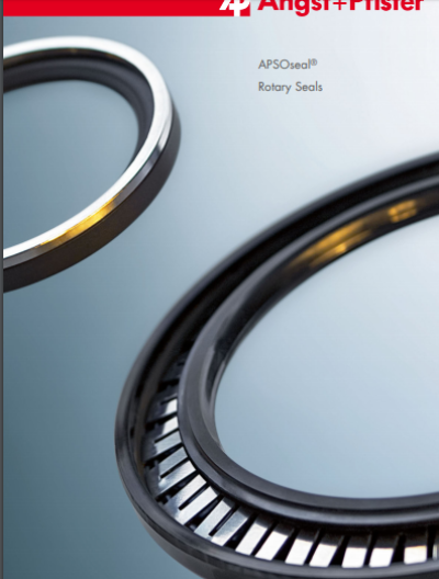 APSOseal® Rotary Seals overview brochure