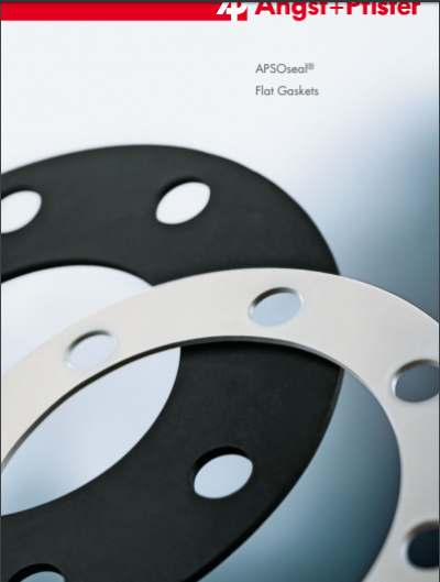 APSOseal® Flat Gaskets overview brochure