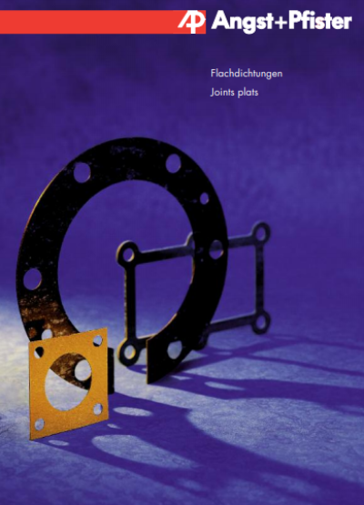 APSOseal® Flat Gaskets technical catalogue