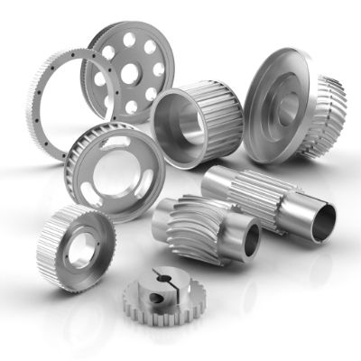 Mechanical Electrical Drive Solutions: Range of pulleys and timing belts